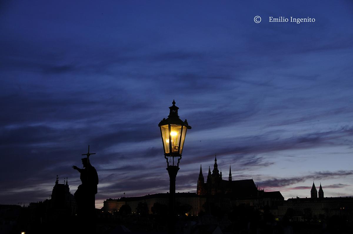 Le luci di Praga per sito