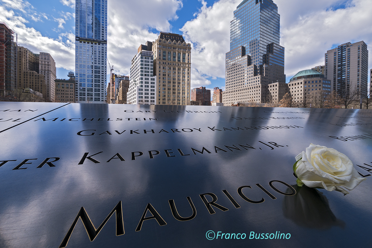ph Franco Bussolino_Ground Zero_New York_2015