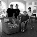 Iolanda, Ileana, Silvia, Caterina, Badabum, gestione campeggio - Settimo Vittone (TO)